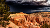 Approaching Storm in Bryce Canyon