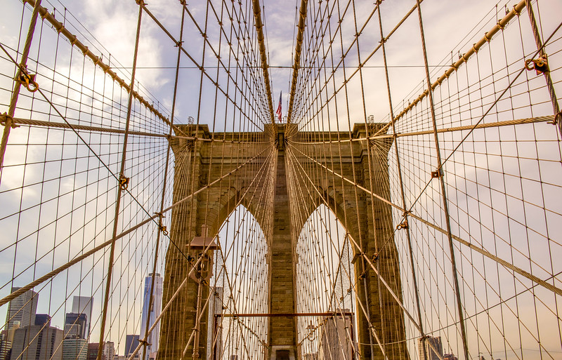 Brooklyn Bridge, NYC, NY