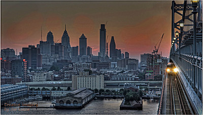Philly Skyline 3