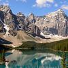 Moraine Lake, Valley of the Ten Peaks