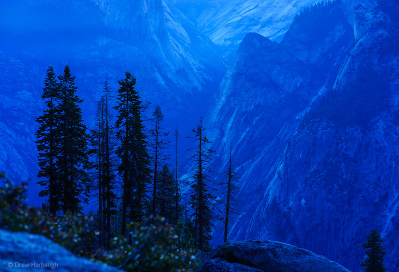Yosemite Blue Hour 2