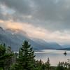 Sunrise, St. Mary Overlook, Glacier National Park