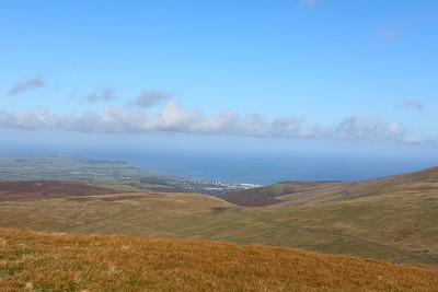 The view from Snaefell 9