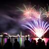 Day #182 - Marin County Fair Fireworks