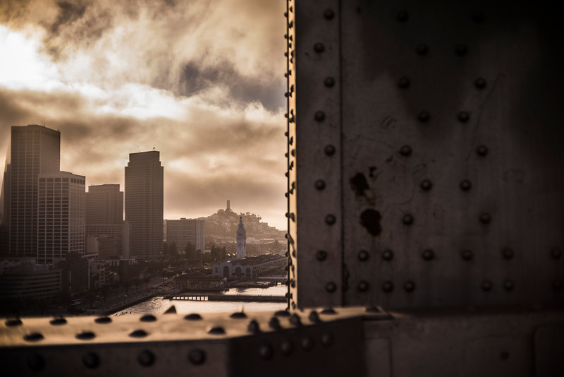 San Francisco CA(Bay Bridge)