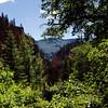 Glenwood Canyon View