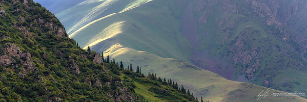 Pik Semionova Tien-Shanskogo || Bishkek, Kyrgyzstan  Canon EOS 6D w/ 150-600mm F5-6.3 DG OS HSM | Sports 014: 150mm @ ¹⁄₅₀₀ sec, f/9, ISO 400
