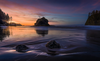 Second Beach Sunrise