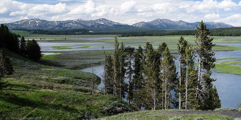 Yellowstone river, I believe