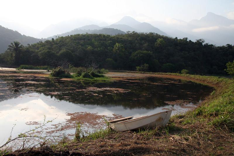 Boat by Bay