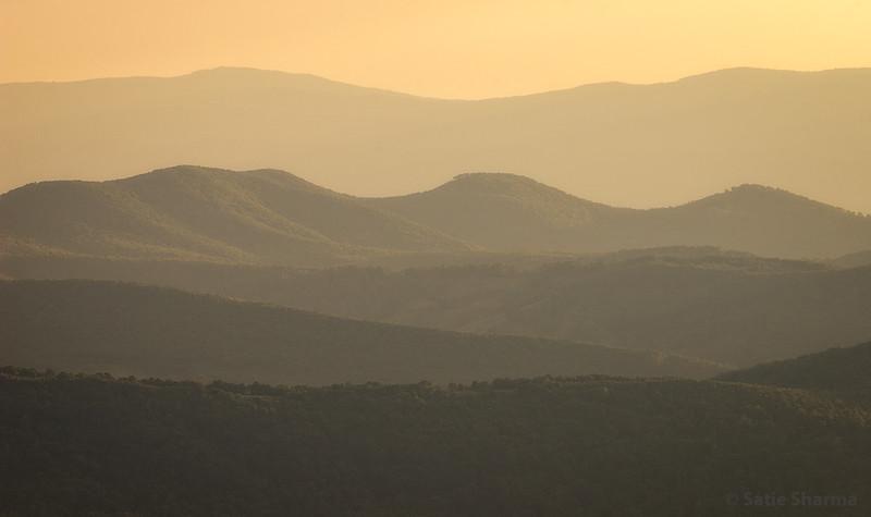 Blue Ridge Dusk