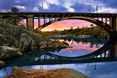 Rainbow Bridge, Folsom, CA