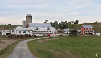 Hex Barn