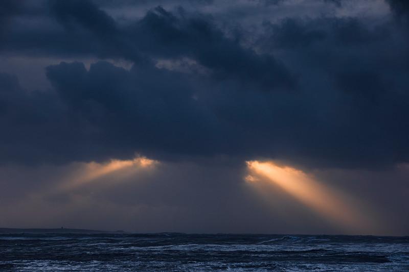 Atlantic Rays