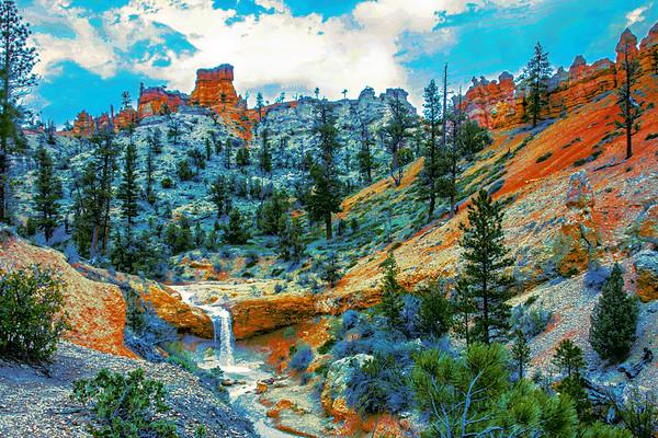 water canyon ...