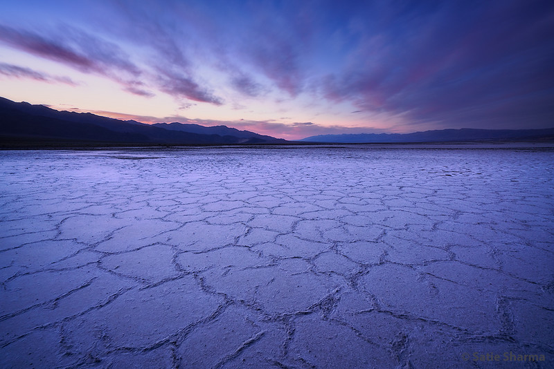 Death Valley Dusk