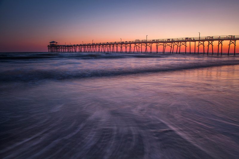 Atlantic Beach Sunset