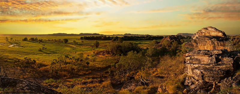 Kakadu Sunset