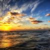 Sunrise in Juno Beach, Florida