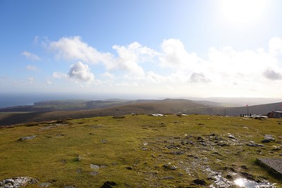 The view from Snaefell 4