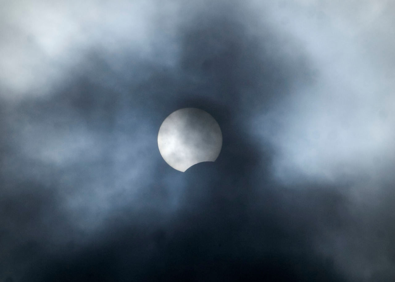 Partial Solar Eclipse 2006