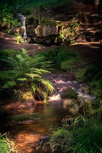 Milushka's Waterfall