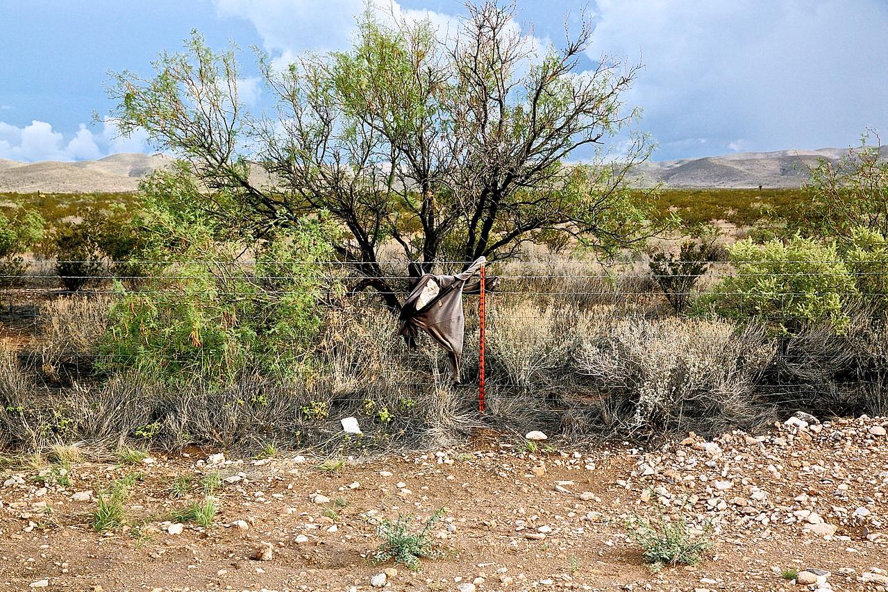 Steve. Texas-Mexico Border Near El Paso