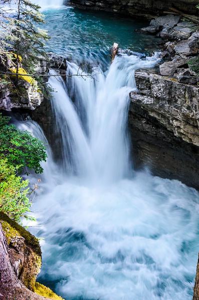 Johnson Canyon, Alberta