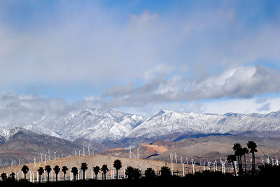 Palm springs Wind Turbos
