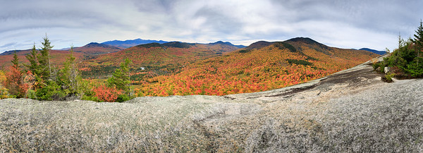 Fall Panoramic View