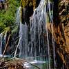 Hanging Lake Waterfalls