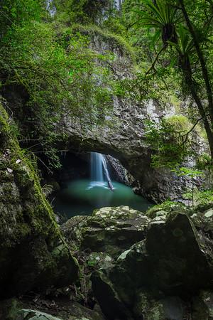 Natural Bridge Portal