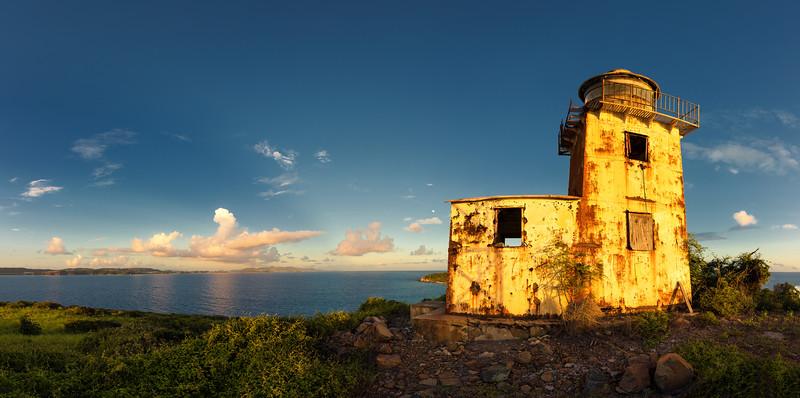 Lighthouse Buck Island, St Thomas USVI