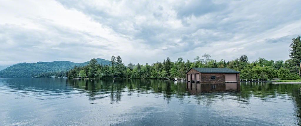 Lake Placid, NY. June day 2012