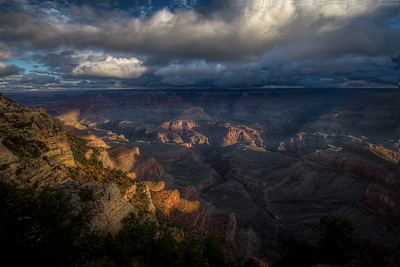 Grand Canyon NP, Mathers Point