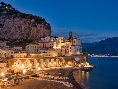 Atrani by Night
