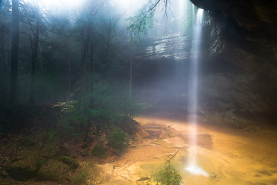 Ash Cave, Hocking Hills State Park, OH