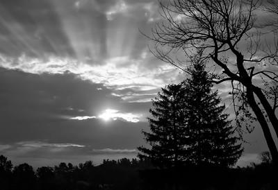 Sunrise 11th Green - HGC