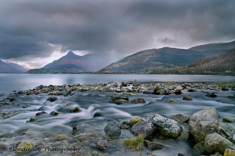 Loch Leven , Glen Coe