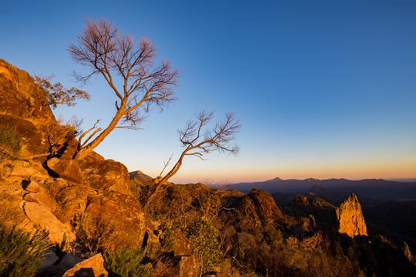 Warrumbungle Ridge