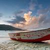 Classic Lifeguard Boat - Magens Bay, St Thomas USVI
