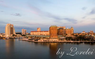 Tampa Sunset II