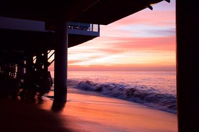 Underdeck Sunrise