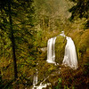 Upper McCord Creek Falls - Twin Falls
