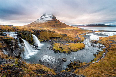 Kirkjufell Through Bleary Eyes