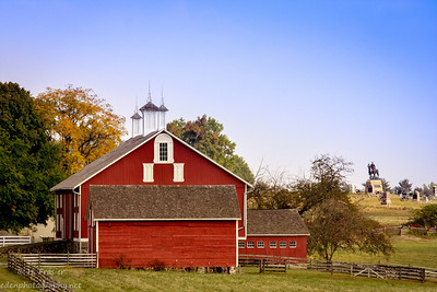 The Codori Farm: Gettysburg, PA