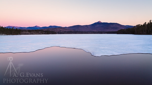 Mount Chocorua Winter Sunrise
