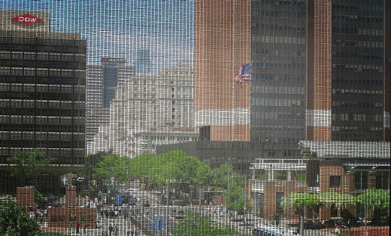Philadelphia- THROUGH A BLIND'S EYE