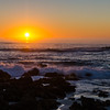 17-Mile Drive at sunset