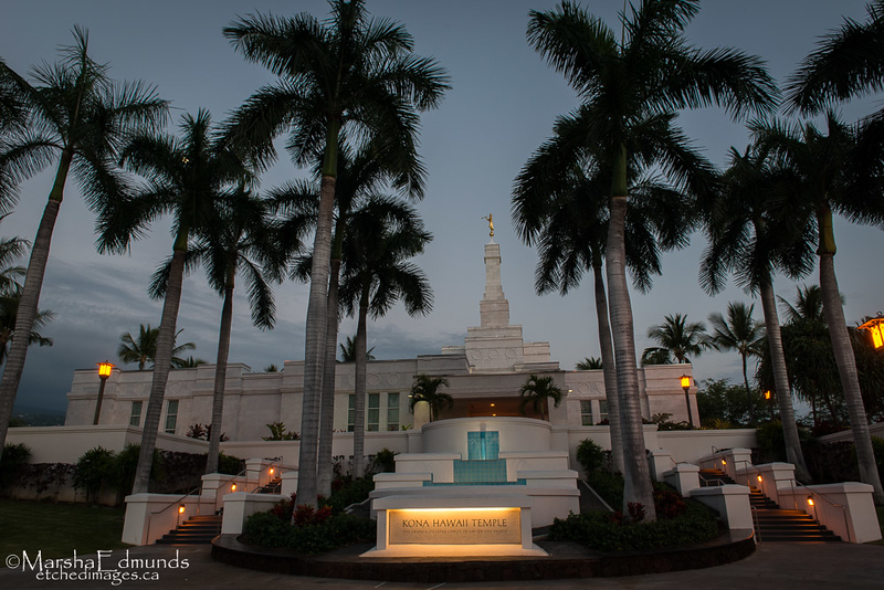Kona Hawaii Temple